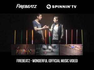 "FireBeatz Muziek Video ""Wonderful"""